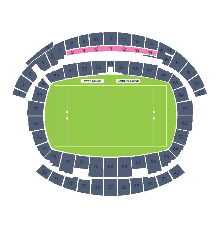 premium grandstand